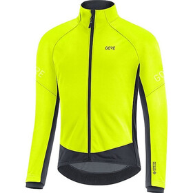 GORE WEAR C3 Gore-Tex Infinium Thermo Jacket Men neon yellow/black